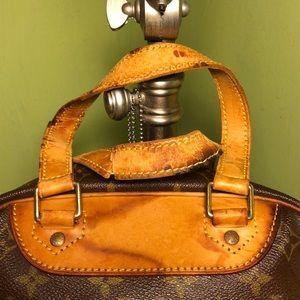 Louis Vuitton Bags - Authentic Louis Vuitton Excursion Bag (Damaged)